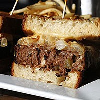 Meatloaf Patty at the Duck Dive