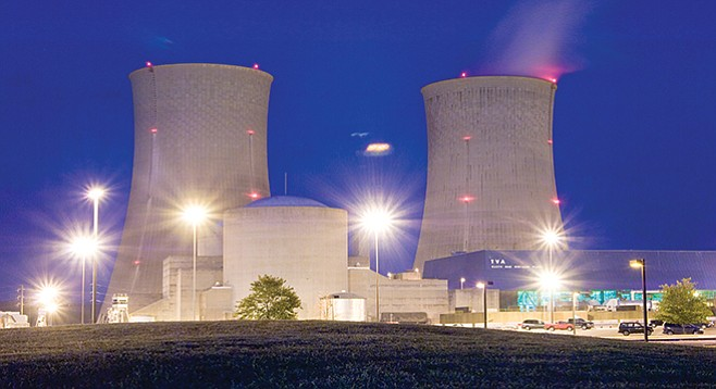 General Atomics, a contractor at Watts Bar nuclear power plant in Tennessee, must respond to a non-conformance notice.