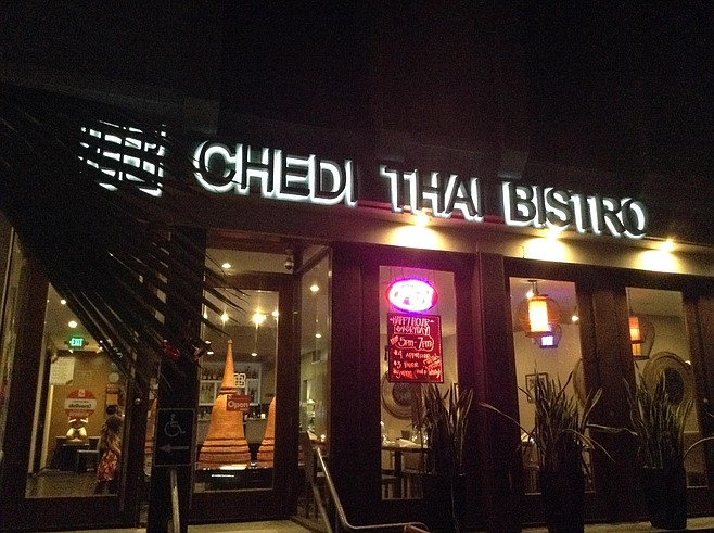Chedi Thai Bistro: Kick off the Year of Eating Healthily with a Thai feast