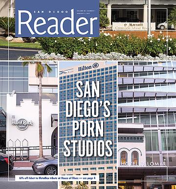 San Diego S Porn Studios San Diego Reader