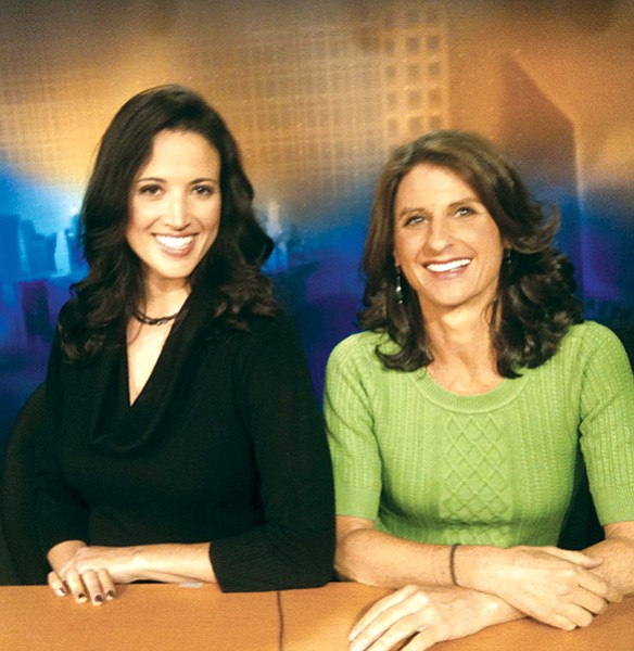 Ronna Gradus and Jill Bauer