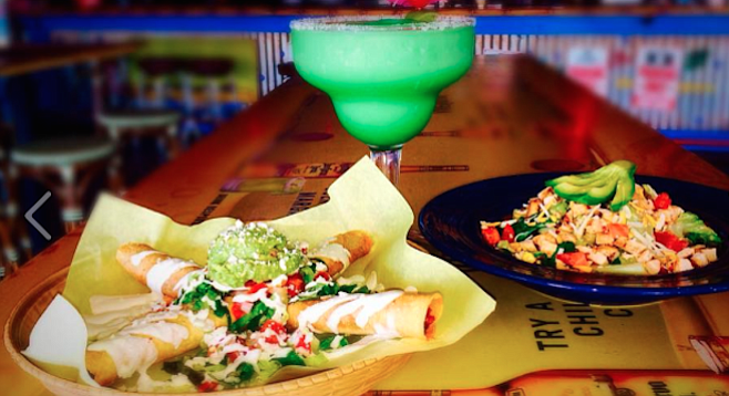 Yum — but Fiesta Cantina's menu prices just jumped a few percentage points