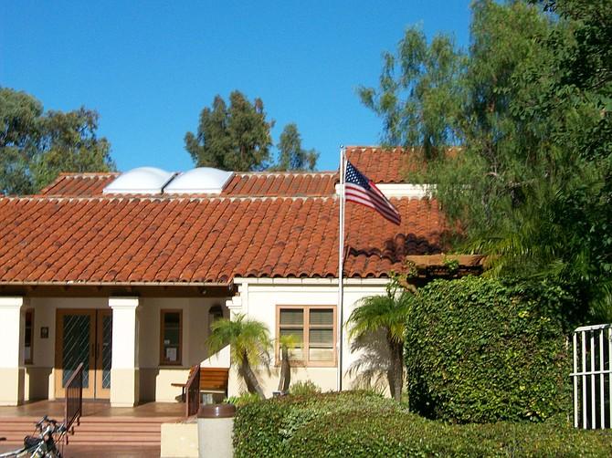 Bernardo Heights Community Center in Rancho Bernardo.