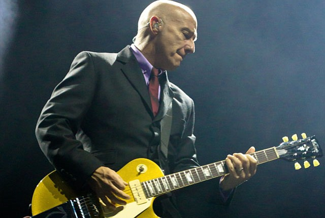 Scottish singer/songwriter Midge Ure (Ultravox, Thin Lizzy) takes the stage at Casbah on Saturday.