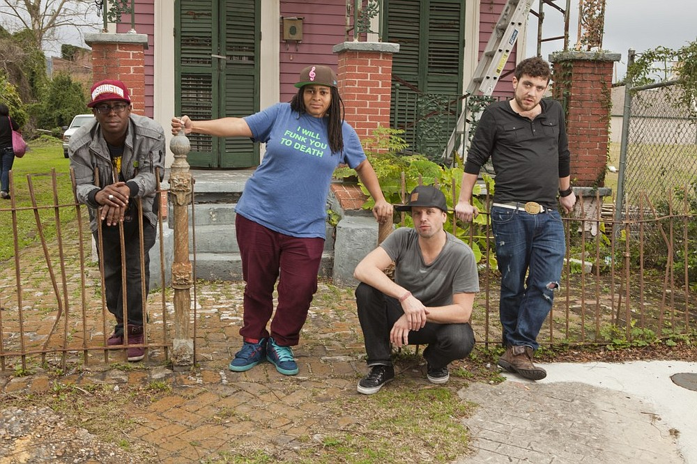 From New Orleans, soul-funk four-piece Nth Power play Casbah on Sunday.