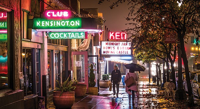Kesington is a small town in a big city. - Image by Frank Colosi Photography