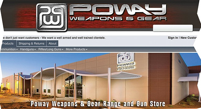 Following implementation of new California gun laws, Poway Weapons and Gear seeks a social media specialist.