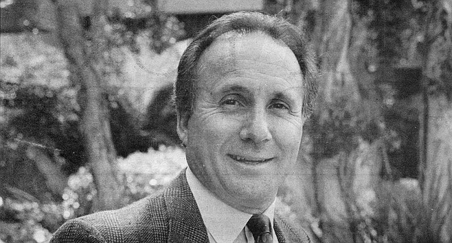 "Michael Reagan: ""Once upon a midnight dreary, while I pondered, weak and weary...."""