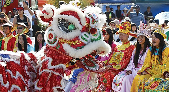Friday, January 20: Lunar New Year Festival