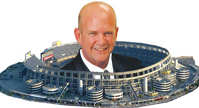 Chargers champion Scott Sherman found a few friends to payoff campaign debts.