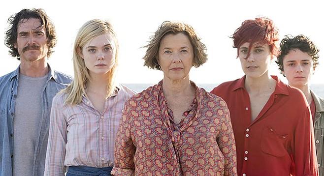 20th Century Women: 20th Century casting: Billy Crudup, Elle Fanning, Annette Bening, Greta Gerwig, and Lucas Jade Zumann.