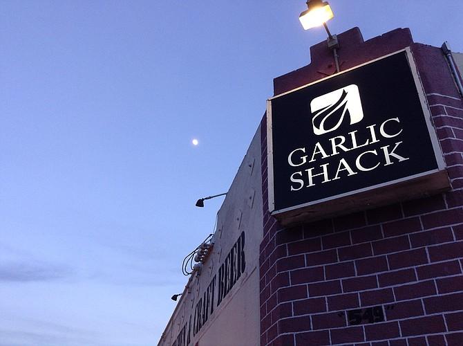 Garlic Shack: the latest installment at 25th and Market