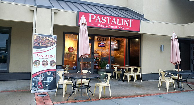 Pastalini: the start of something big?