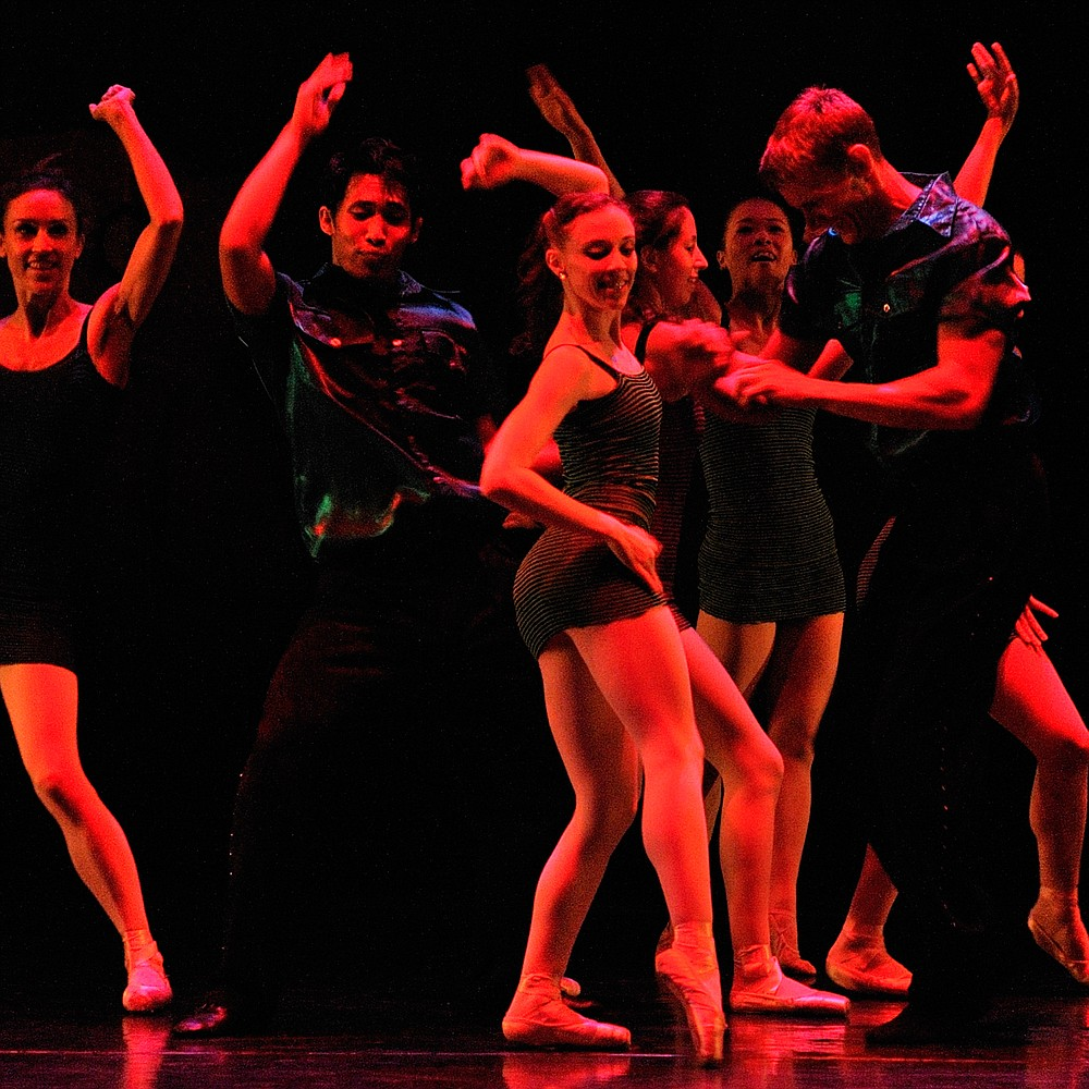 Mambomania at San Diego Ballet, directed and choreographed by Javier Velasco