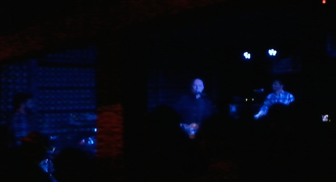 """Midge Ure kicked off the show with his hopeful solo hit """"Dear God,"""" which got everyone up and dancing."""