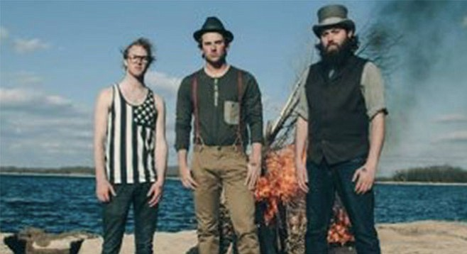 Folk-rock band Judah & the Lion has the top alt-rock song in the country, so why shouldn't 91X play it? Ask Halloran...