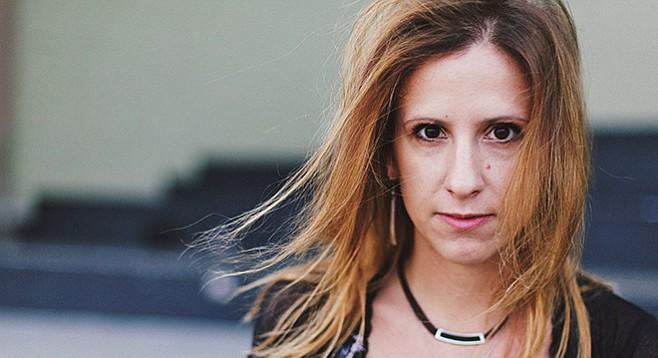 Brittany Perham, winner of the Barnard Women Poets Prize
