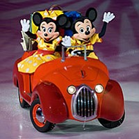 Disney on Ice: Get warmed up for the show with exclusive moves taught by the mouse that started it all