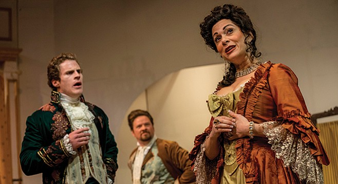 """For Valmont, seducing a virgin is such standard fare it """"wouldn't feel like a conquest."""""""