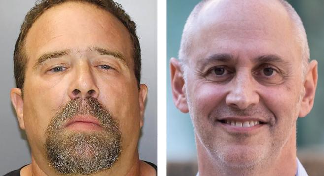 david horenburg sex offender in San Diego
