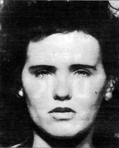Elizabeth Short. When the house lights went on that night, Dorothy French, Aztec theater cashier spotted Beth, still sleeping. She awakened her. Beth told a tale about missing her connections. Dorothy ended by taking Beth home to Pacific Beach....