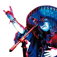 Metalachi, the world's first and only heavy metal mariachi band