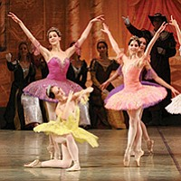 The Sleeping Beauty, one of the finest achievements of the Classical Ballet