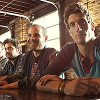The Revivalists split a bill with L.A.-based indie folkies Magic Giant