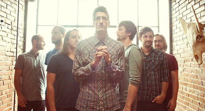 "Rolling Stone magazine decided that the Revivalists were among the ""Ten Bands You Need to Know"" last year. I agree."