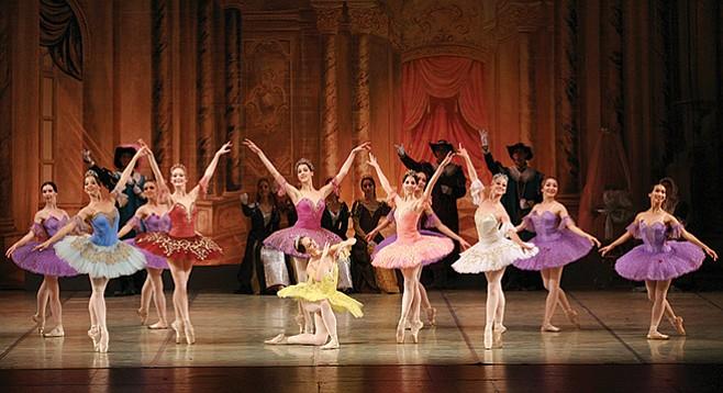 Sunday, February 5: Stars of the Russian Ballet: The Sleeping Beauty