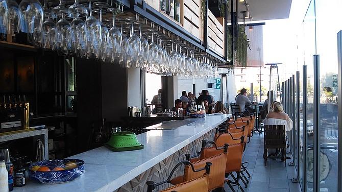 Bracero Cocina de Raíz no longer has Javier Plascencia ... but it still has two bars.