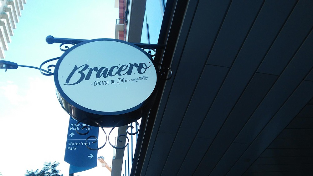 Bracero Cocina de Raíz is now open for brunch.