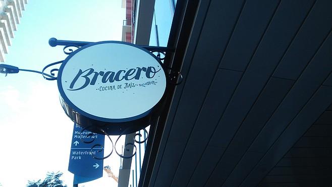 Bracero Cocina de Raíz is now open for brunch.