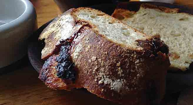 Ancient yeast makes for ancient crust — not your flabby Wonder Bread