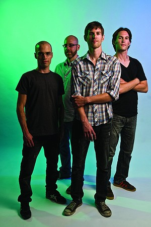 "Experimental Philly hits Lotus will bring their ""jamtronica"" brand of dance rock to Belly Up on Thursday."