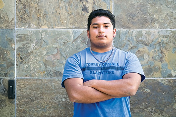 """Josh Reyes's college plan: """"I am just going to go and enjoy the time."""""""