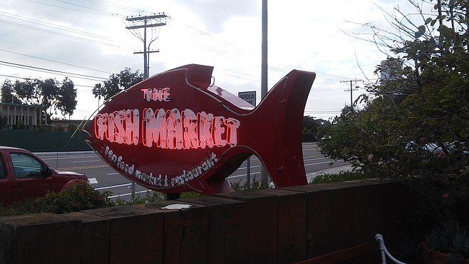 The Solana Beach/Del Mar Fish Market has been open for 35 years and counting.