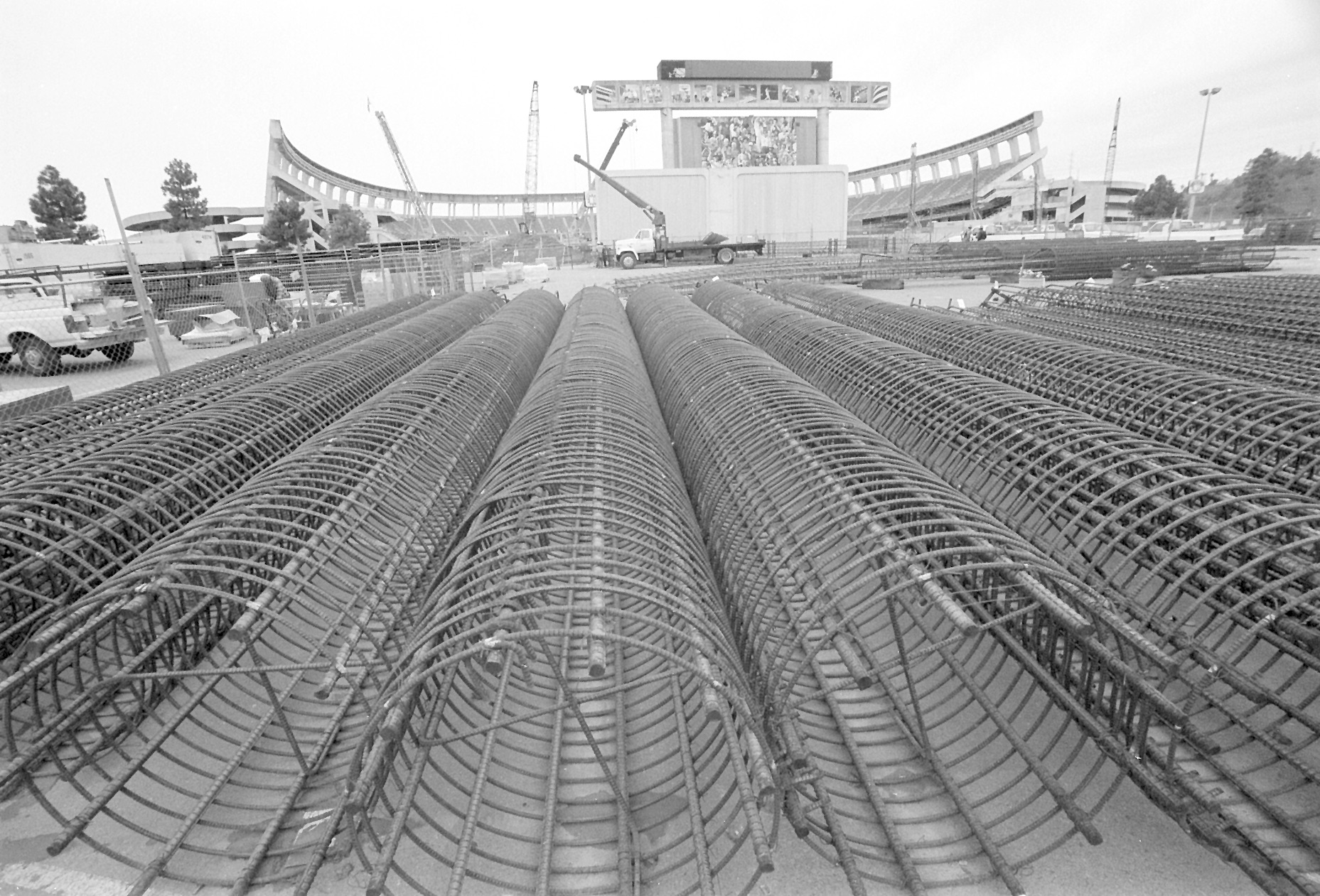 NUCOVER Stadium Expansion