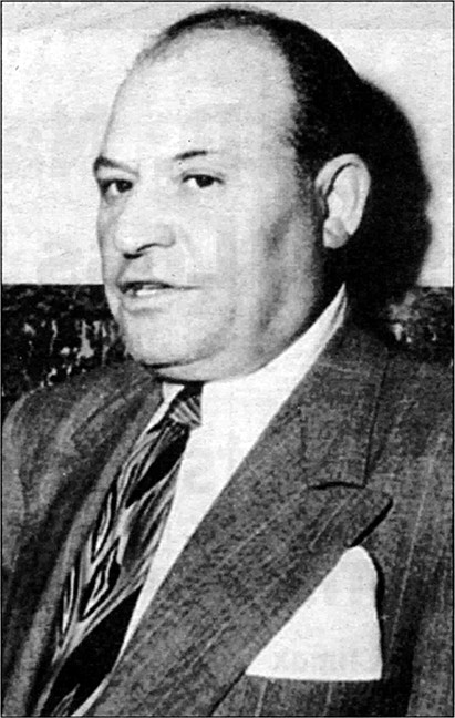 """Frank Bompensiero: """"Remember that sonovabitch? Me and Biaggio (Bonventre) clipped the bastard and buried him while I was awaiting trial."""""""