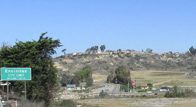The Manchester Avenue Caltrans project includes a park-and-ride lot and is next to the new parcel being offered up.