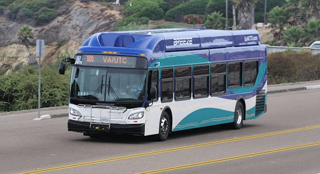 North County Transit District was privatized in 2010 to no great result.