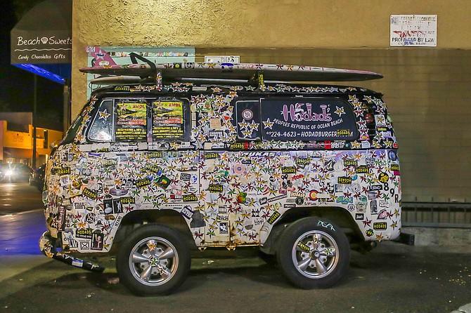 OB Hodads VW Mascot