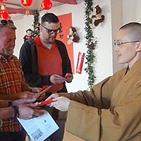 Learn about meditation, Chinese music, and Buddhism straight form the Buddhist Association