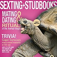 Explore the science behind animal sex
