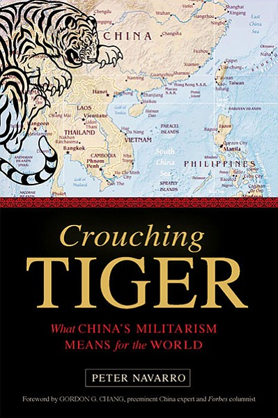 Through books and documentaries, Navarro has become recognized for his insights on China's dirty trade tricks.