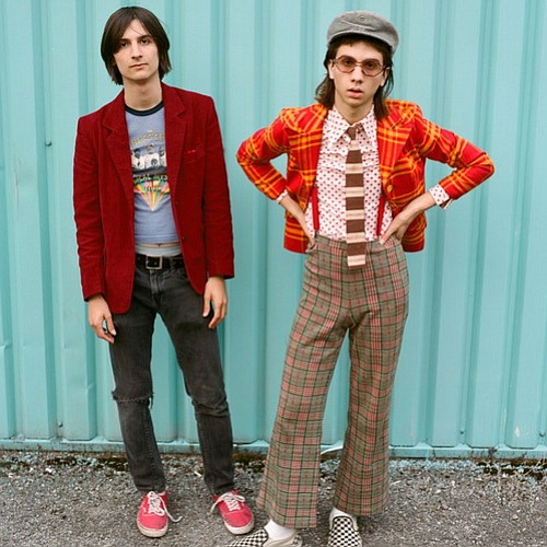 Long Island's pop-rock up-and-comers Lemon Twigs visit Casbah this Thursday.