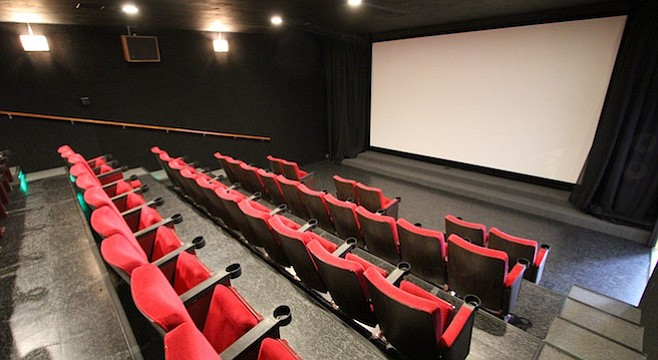 The Digital Gym is one of the screening venues for the inaugural San Diego Film Week.