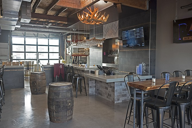 The new Pariah Brewing tasting room in North Park