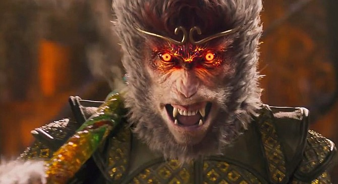 """""""See Journey to the West: The Demons Strike Back! The Monkey King commands it!"""""""