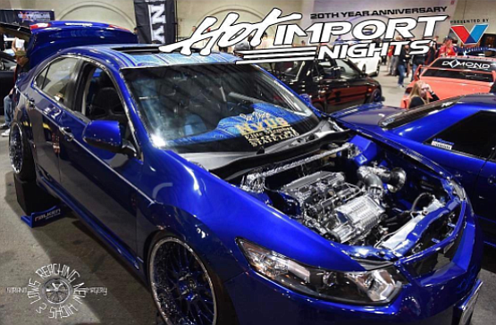 Ira Alani Fouquette Muñoz's 2009 Acura TSX, winner of Best of Show-Hottest Overall award
